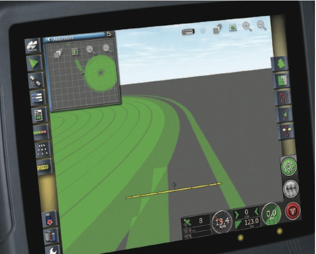 Topcon and DICKEY-john Form Alliance Around Ag System Development