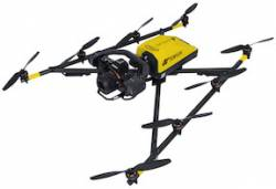 Topcon to Distribute Intel Falcon 8+ UAS in North America