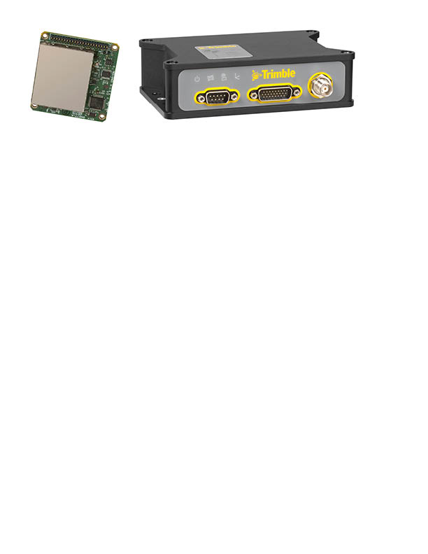 Trimble Launches Multi-GNSS, Inertial Module and Enclosure