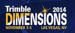 Trimble Dimensions 2014 Opens Registration