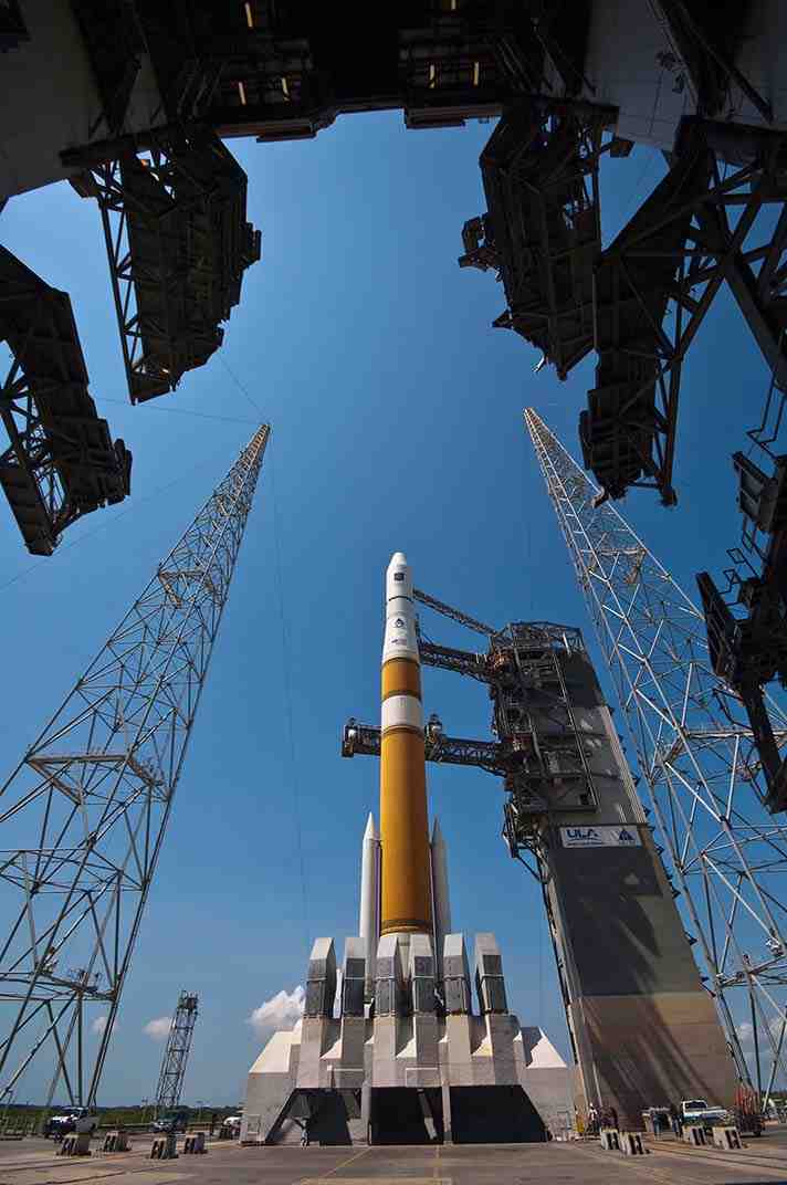 GPS IIF Launch Scrubbed on Pad for Second Time