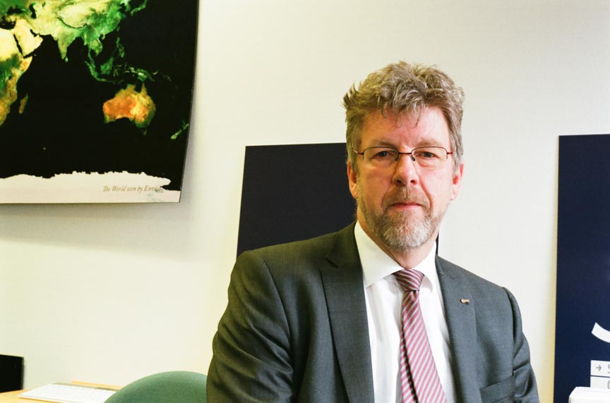 Interview: ESA's Galileo Director Paul Verhoef