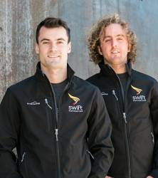 Swift Navigation Co-Founders Make Forbes 30 Under 30 Consumer Tech List