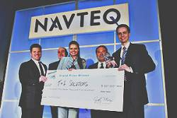 Estonian Wins NAVTEQ 2009 Global LBS Challenge. . . Now It's Time to Sign Up for the 2010 Competition!