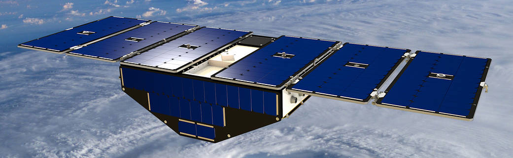 NASA to Launch Satellite-Based GNSS Hurricane Watch