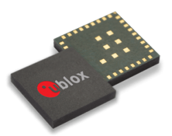 u-blox GNSS Module Used in Trackable Pallet