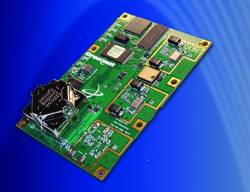 Hemisphere Launches GPS Vector II OEM Board