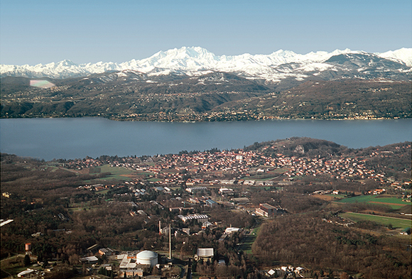 This year's European Space Agency GNSS summer school on Lake Maggiore in Italy