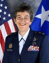 Lt. Gen. Ellen Pawlikowski: First Woman to Assume Command of SMC, Home of GPS Directorate