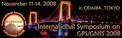 Call for Papers: International Symposium on GPS/GNSS 2008