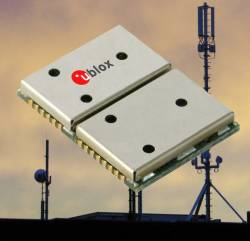u-blox Launches GPS Timing Module