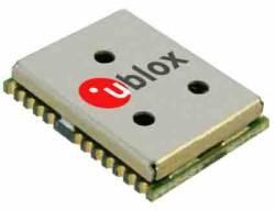 New u-blox GPS Module