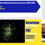 ESA/JRC International Summer School on GNSS 2018 Slated for July
