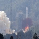 China Launches 2 More BeiDou Satellites into Space