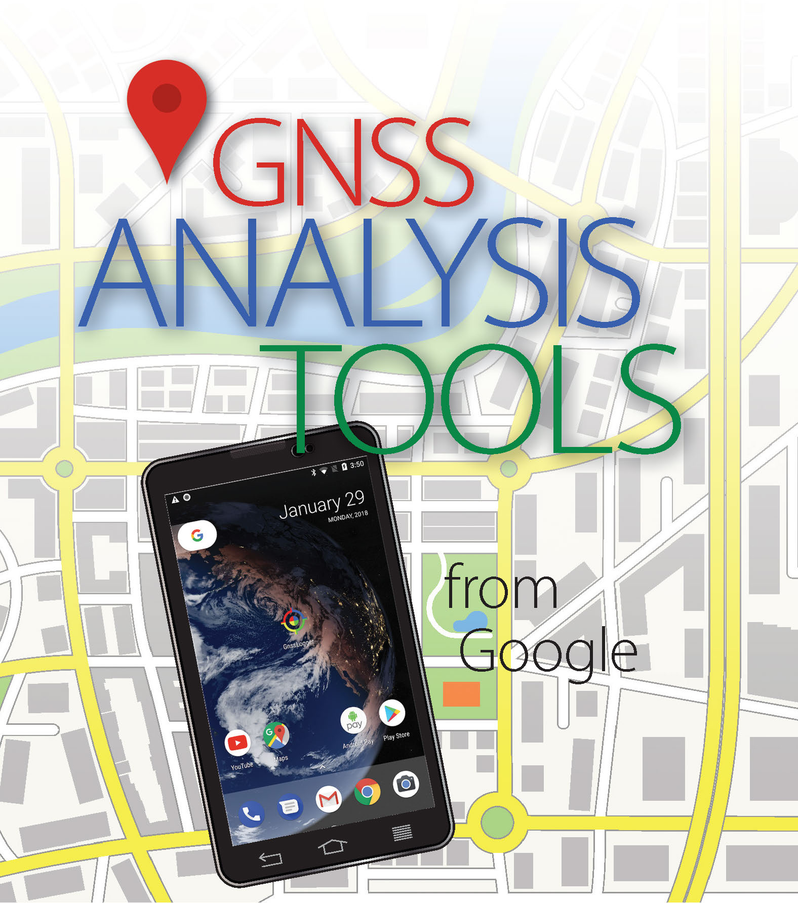 How to track a cell phone location using google earth.