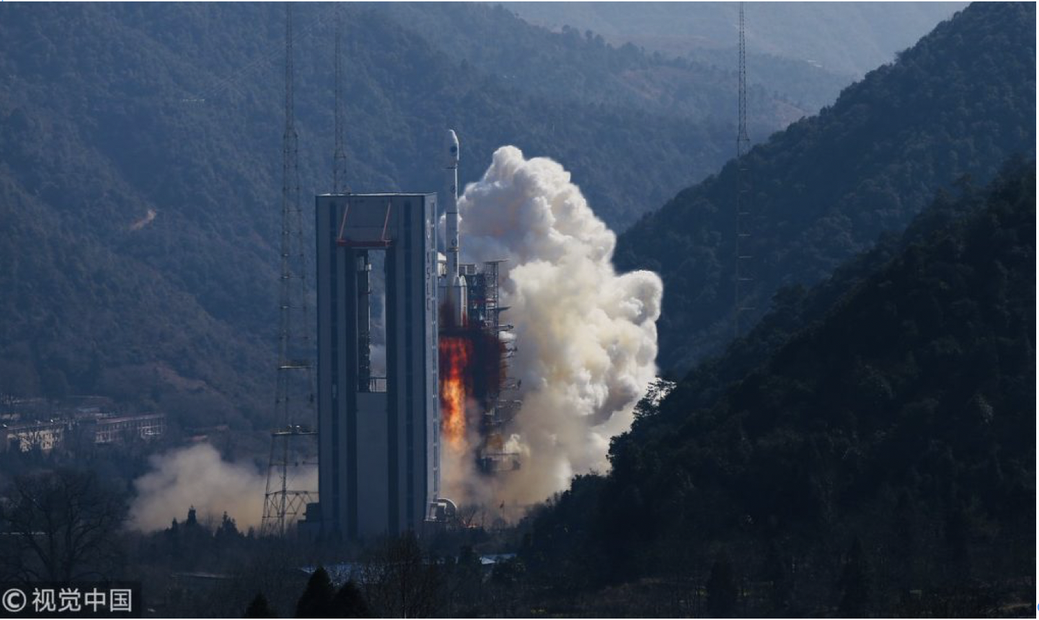 China's BeiDou Satellite System
