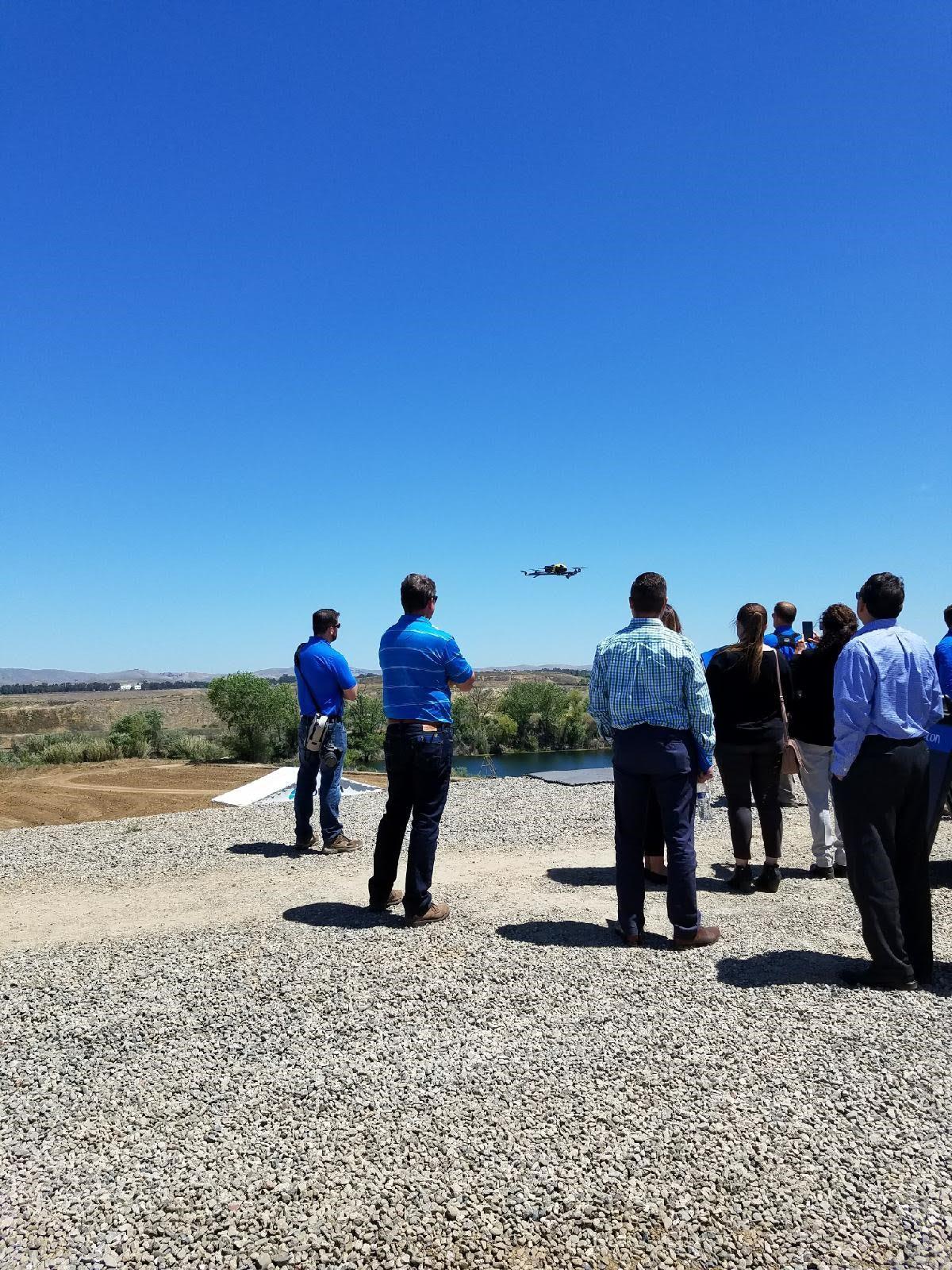 Topcon Technology Roadshow Hits Pleasanton, CA