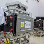 "OHB SE Sends Off Galileo FOC Satellites ""Anna"" and ""Ellen"""