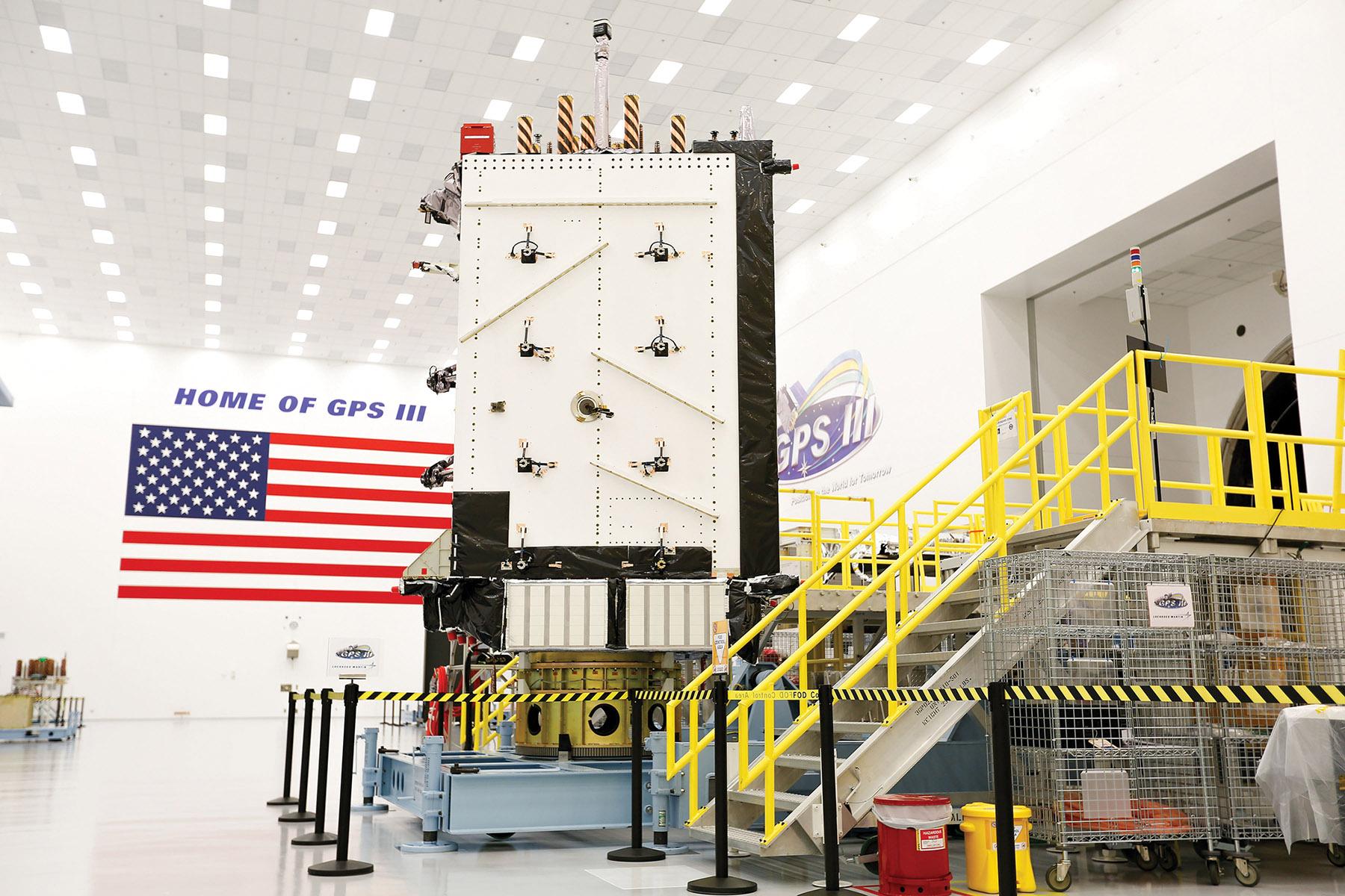 GPS III Headquarters Lockheed Martin