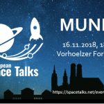 European Space Talks Series Set for Munich Stop in November
