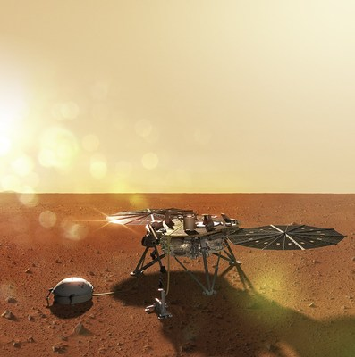 NASA JPL, Lockheed Martin Successfully Land on Mars