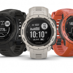 Garmin's Instinct GPS Watch Features Multi-GNSS Support