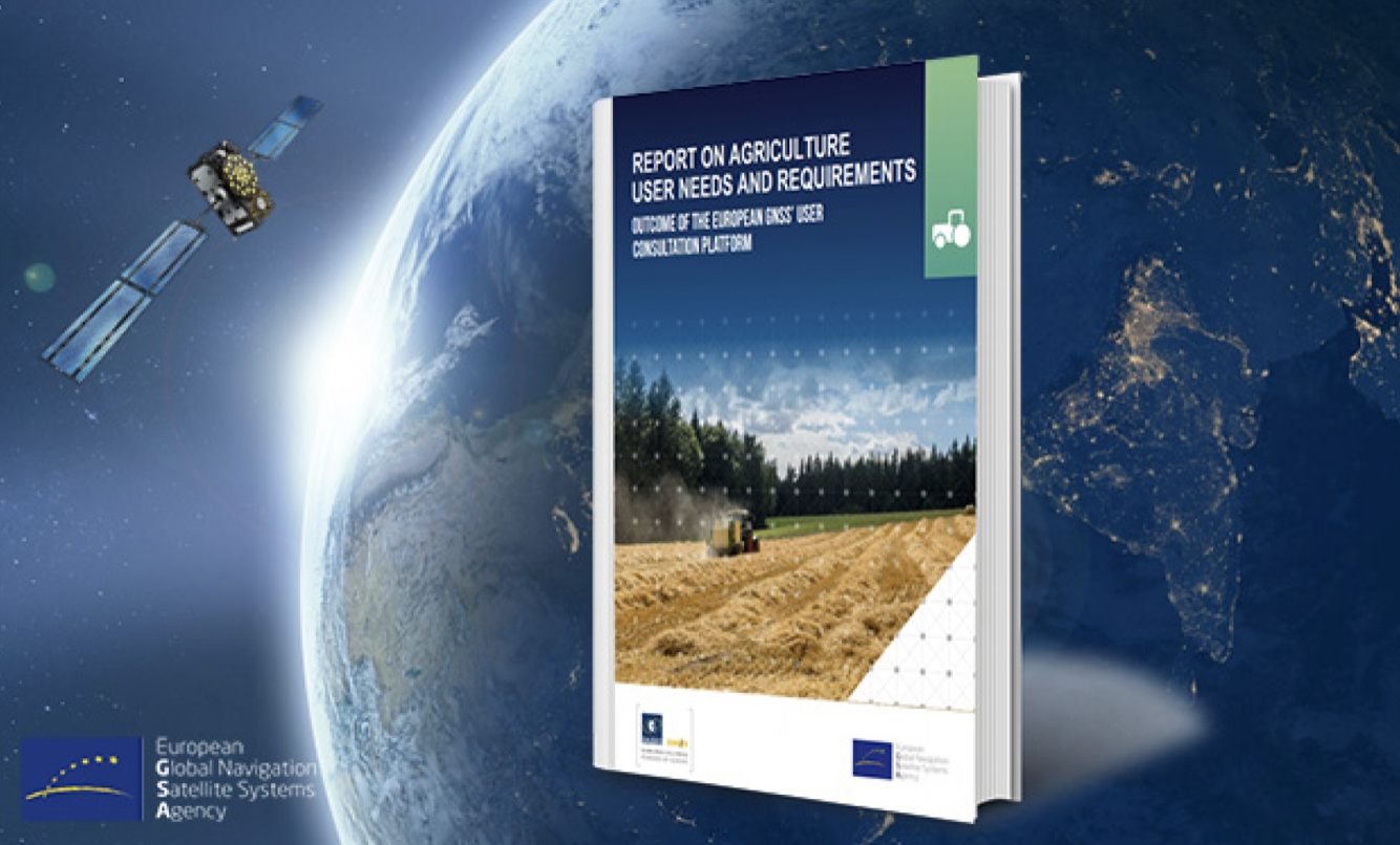 GSA Report Takes a Close Look at PNT in Agriculture