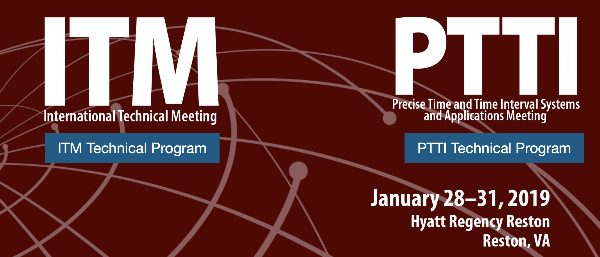 ION's PTTI and ITM Conferences Set for Jan. 29-31