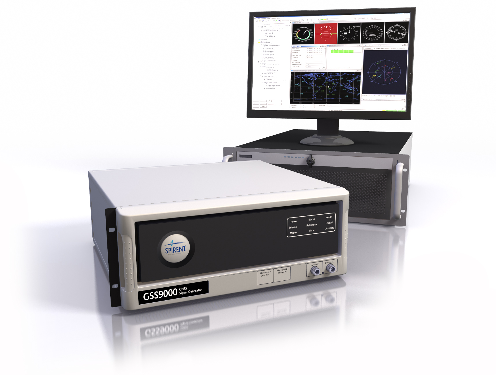 Spirent's SimMNSA Granted Security Approval by the Global Positioning System Directorate