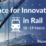 Space for Innovation in Rail Conference Takes Place March 18-19