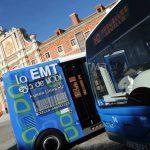 Presentacion-nueva-linea-minibuses-electricos-M2-de-EMT-septiembre-2008