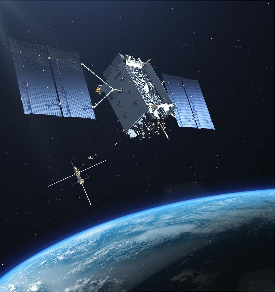 GPS III space vehicles 01-10