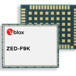 u-blox ZED-F9K Offers Continuous Lane-Accurate Positioning in All Environments