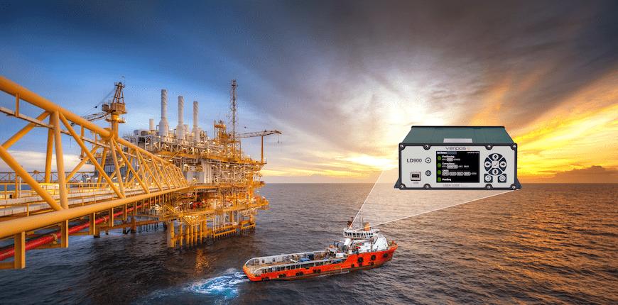 LD900 offshore scene