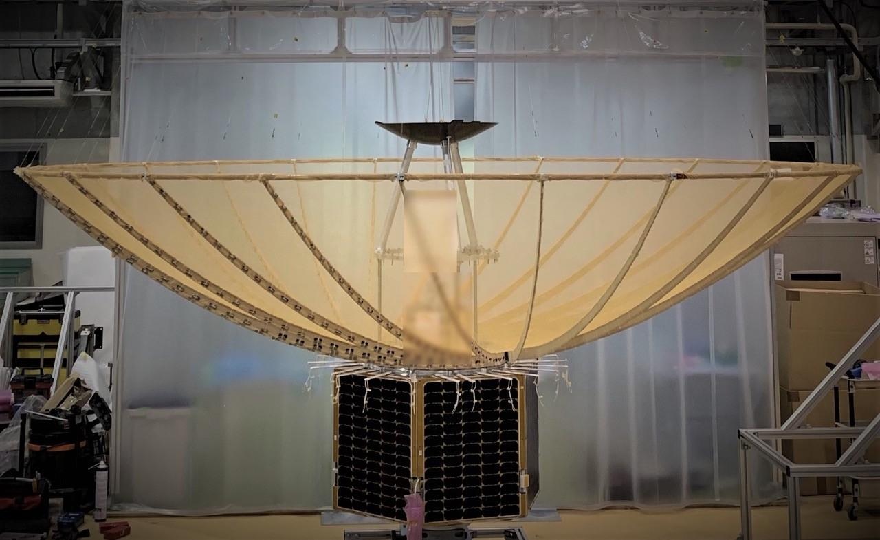 iQPS small SAR satelite