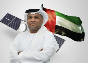 Dr. Khaled aA Hashmi, Director of the United Arab Emirates National Space Science and Technology Center