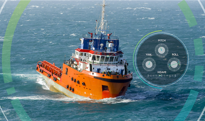 Hexagon | VERIPOS launches SPAN GNSS+INS technology for hydrographic survey applications