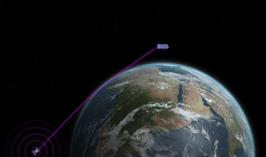 GNSS Radio Occultation Measures Signal Time Delay for Improved Weather Forecasting